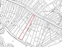 katastrální mapa - Prodej domu v osobním vlastnictví 424 m², Trhové Sviny