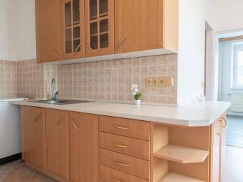 kuchyň - pronájem bytu 3+1, Šumperk - Pronájem bytu 3+1 v osobním vlastnictví 61 m², Šumperk