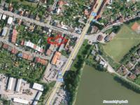 umístění - Prodej domu v osobním vlastnictví 123 m², České Budějovice