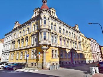 Pronájem bytu 2+1 v osobním vlastnictví 69 m², České Budějovice