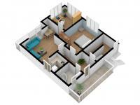 Prodej bytu 3+1 v osobním vlastnictví 85 m², Srch