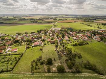 pohled na obec Dobříkov - Prodej domu v osobním vlastnictví 280 m², Dobříkov