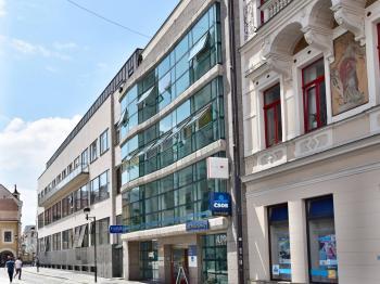 U Černé věže 66/3 - Pronájem obchodních prostor 100 m², České Budějovice
