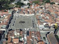 umístění objektu - Pronájem obchodních prostor 100 m², České Budějovice