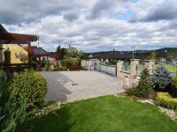 Přední část domu - Prodej domu v osobním vlastnictví 163 m², Kaplice