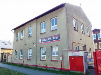 Pronájem komerčního prostoru (kanceláře), 106 m2, Lanškroun
