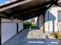 parkování - Prodej domu v osobním vlastnictví 90 m², Srubec