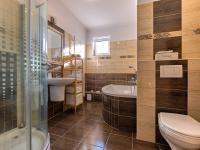 koupelna - Prodej domu v osobním vlastnictví 90 m², Srubec