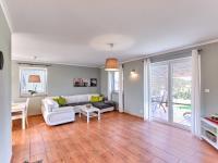 obývací pokoj - Prodej domu v osobním vlastnictví 90 m², Srubec