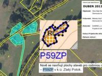 Prodej pozemku, 774 m2, Malá Morava