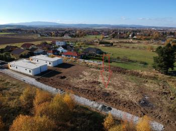 Prodej pozemku 2336 m², Doudleby
