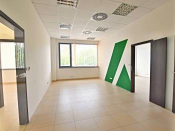 Pronájem kancelářských prostor 203 m², České Budějovice