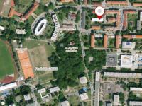 umístění - Prodej bytu 3+1 v osobním vlastnictví 78 m², České Budějovice