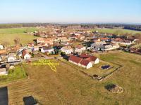 Pozemek Mláka - Prodej pozemku 9700 m², Novosedly nad Nežárkou