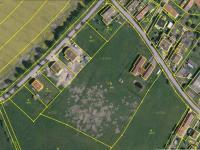 KM - Ortofoto  - Prodej pozemku 9700 m², Novosedly nad Nežárkou