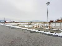 pozemek v zimě - Prodej pozemku 835 m², Vrábče
