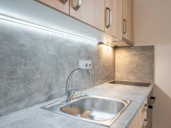 Pronájem bytu 1+kk v osobním vlastnictví, 26 m2, Česká Třebová