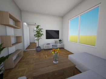 Pronájem bytu 2+1 v osobním vlastnictví, 48 m2, Česká Třebová