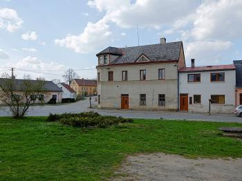 Prodej domu v osobním vlastnictví 193 m², Popelín