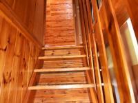 Schodiště - podkroví - Prodej chaty / chalupy 67 m², Kaplice