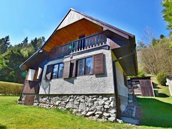 Čelní pohled - Prodej chaty / chalupy 67 m², Kaplice