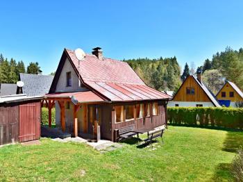 JZ pohled - Prodej chaty / chalupy 67 m², Kaplice
