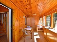 Veranda s posezením - Prodej chaty / chalupy 67 m², Kaplice