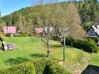 Z balkonu - Prodej chaty / chalupy 67 m², Kaplice