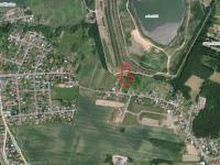 mapa - Prodej pozemku 550 m², České Budějovice
