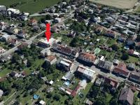 panorama - Pronájem bytu 3+kk v osobním vlastnictví 85 m², České Budějovice