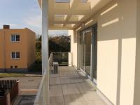 terasa - Pronájem bytu 3+kk v osobním vlastnictví 85 m², České Budějovice