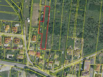 Prodej pozemku 651 m², Vrábče