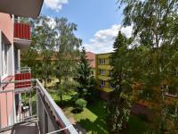 balkon - Prodej bytu 2+kk v osobním vlastnictví 53 m², České Budějovice