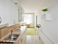 kuchyňský kout - Prodej bytu 2+kk v osobním vlastnictví 53 m², České Budějovice