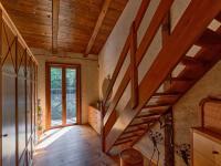 pokoj se spaním v patře - Prodej domu v osobním vlastnictví 220 m², Mirkovice