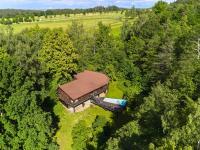 pohled ze západu - Prodej domu v osobním vlastnictví 220 m², Mirkovice