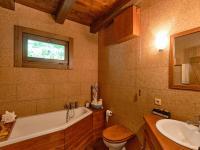 druhá koupelna  - Prodej domu v osobním vlastnictví 220 m², Mirkovice
