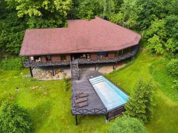 celkový pohled - Prodej domu v osobním vlastnictví 220 m², Mirkovice