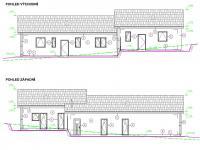 Pohled V a Z - Pronájem domu v osobním vlastnictví 80 m², Srubec