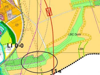 Prodej pozemku 1731 m², Česká Třebová