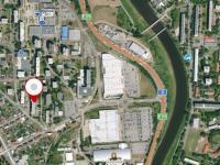 mapa umístění - Prodej bytu 2+1 v osobním vlastnictví 57 m², České Budějovice