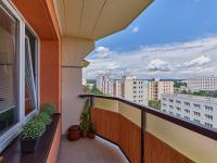 lodžie - Prodej bytu 2+1 v osobním vlastnictví 57 m², České Budějovice