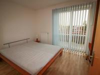 ložnice - Pronájem bytu 3+kk v osobním vlastnictví 70 m², České Budějovice