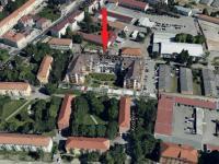 panorama - Pronájem bytu 3+kk v osobním vlastnictví 70 m², České Budějovice