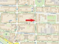 mapa - Prodej komerčního objektu 171 m², České Budějovice