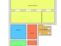 plánek - Prodej komerčního objektu 171 m², České Budějovice
