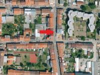 letecká mapa - Prodej komerčního objektu 171 m², České Budějovice