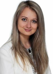 Fotografie makléře Ing. Markéta Večerníková