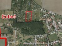 Prodej pozemku 7875 m², Praha 10 - Dubeč