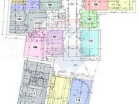 Plánek obj.č.111,112,113 (Pronájem restaurace 211 m², Kostelec nad Černými lesy)